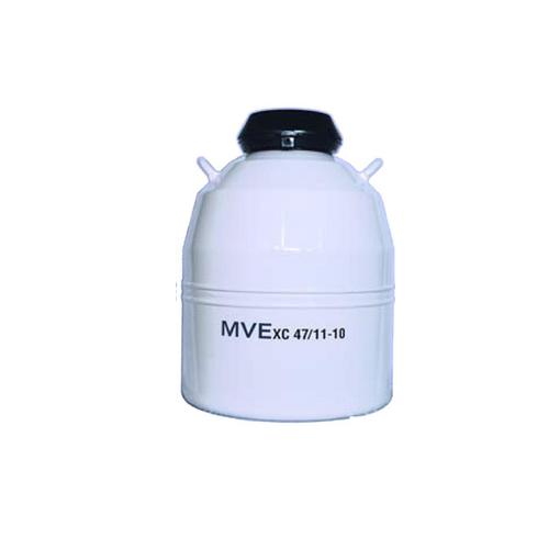 查特MVE液氮罐XC 47/11-10价格