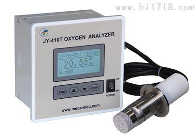 分体式双氧化锆微量氧分析仪JY-410T