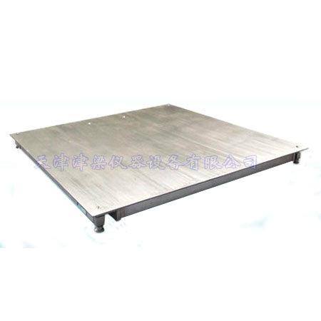 天津津梁DFS1215平台秤/地磅维修