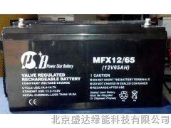 派士博蓄电池MFX12-65 PSB蓄电池