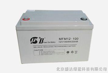 派士博蓄电池MFM12-100 PSB蓄电池