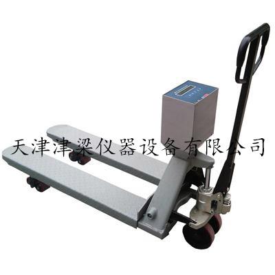 防爆电子秤 北京河北带称重的叉车称