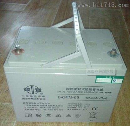 双登蓄电池6-GFM-65(12V65AH)价格