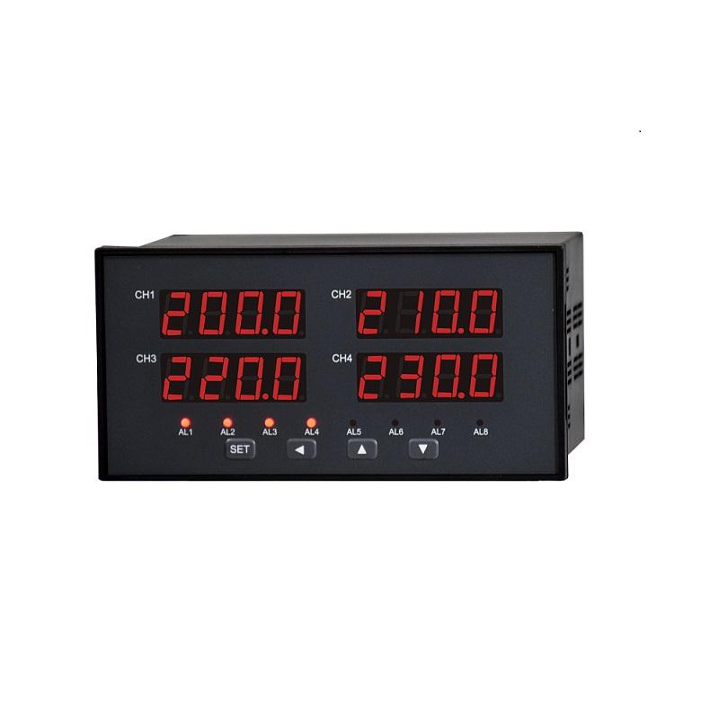 DM1250智能4-20mA多通道运算仪 4通道平均值变送器