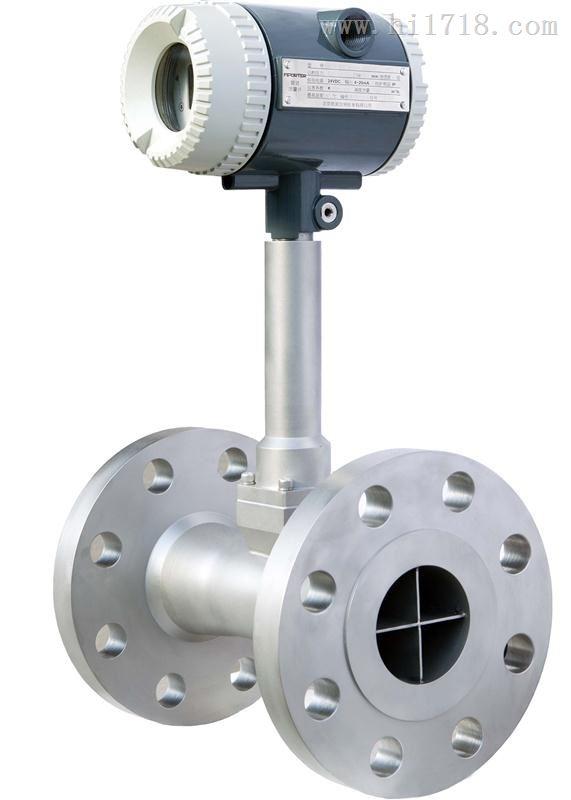 SA80T 旋进流量变送器 高温气体旋进式流量计 定制厂家