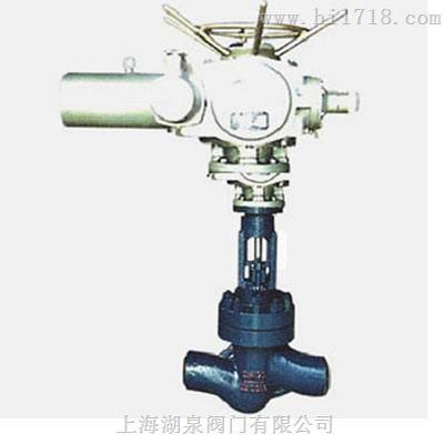 【廠家直銷】J961H/Y焊接電動截止閥