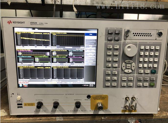 供应是德科技E5052B信号分析仪