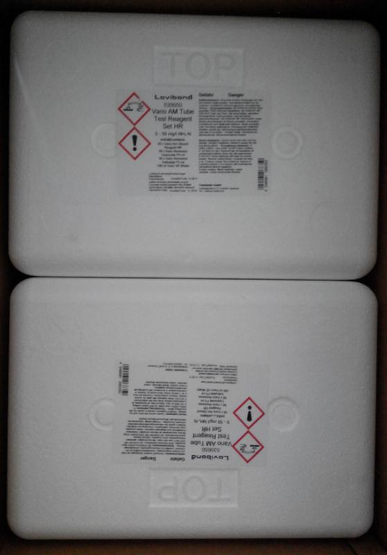 德国罗威邦ET535600氨氮试剂535650