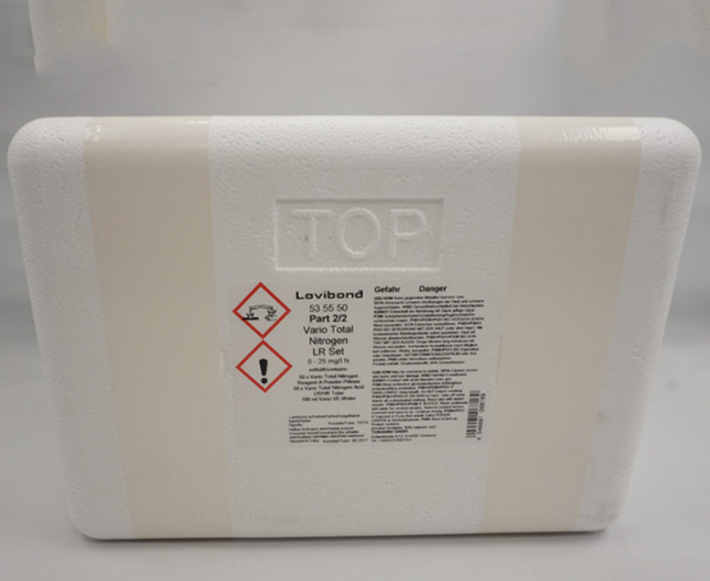 德国罗威邦ET535560总氮试剂 535550