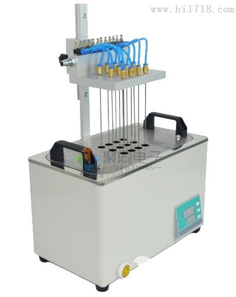 方形水浴氮吹仪JT-DCY-24SL浓缩仪12位贵阳