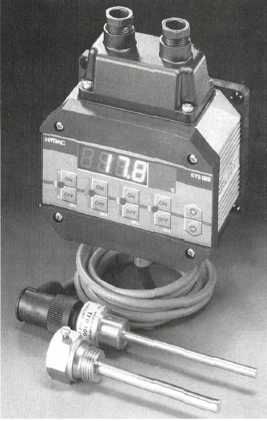供应 HYDAC贺德克 ETS1700 系列温度继电器