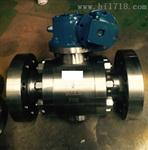 Q347F-900LB美标锻钢法兰球阀