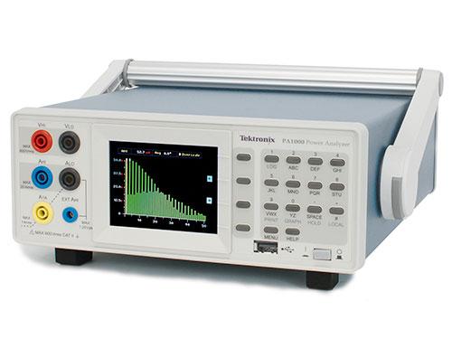 泰克Tektronix PA1000单相交流功率分析仪