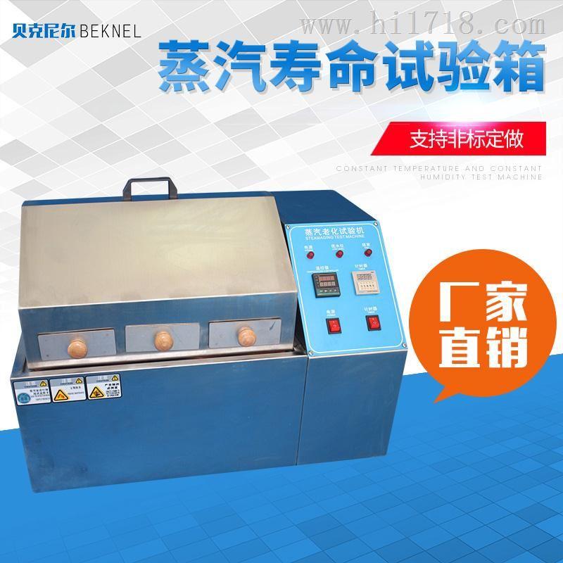小型蒸汽寿命试验箱东莞厂家现货供应
