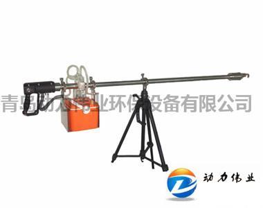 新国标HJ38-2017青岛动力真空箱气袋采样器