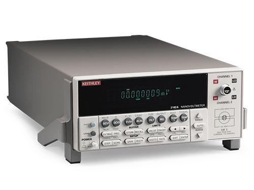 吉时利 2182A 超低电压测量纳伏表