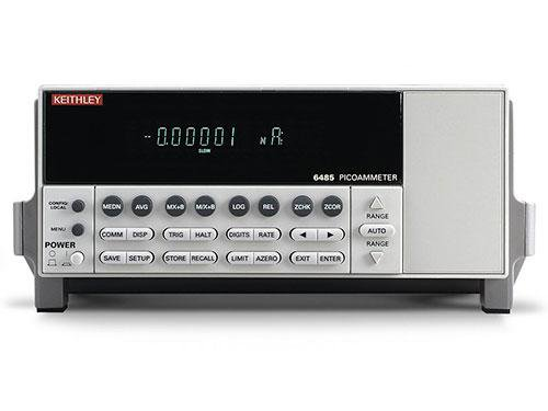 吉时利6485 高精度电流测量仪/皮安表