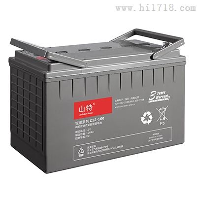工厂现货山特蓄电池C12-28 12V28AH城堡系列