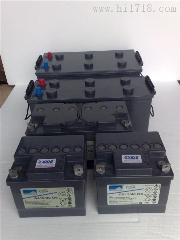 A412/65G6阳光蓄电池原装进口
