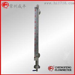 成丰仪表液位计非标定制不锈钢材质耐压耐温侧装