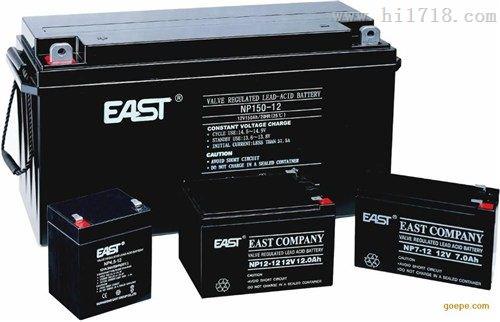 EAST(易事特)蓄电池NP7-12 12V7AH