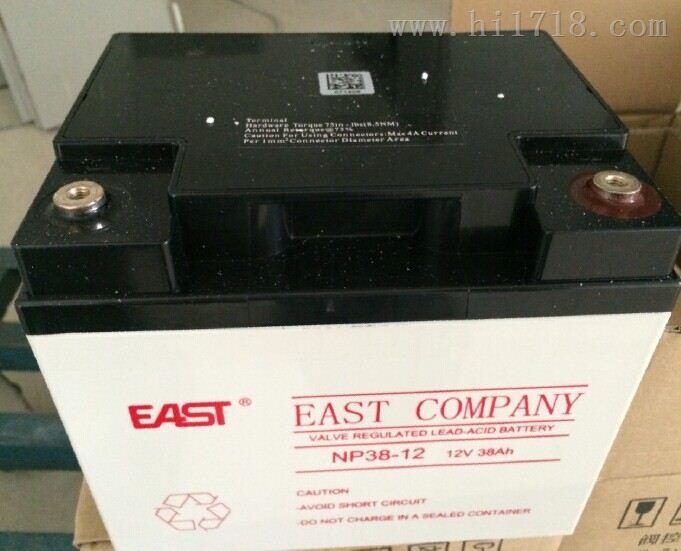 出售EAST(易事特)蓄电池NP38-12