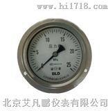 北京艾凡鹏代理  YB系列轴向带边压力表