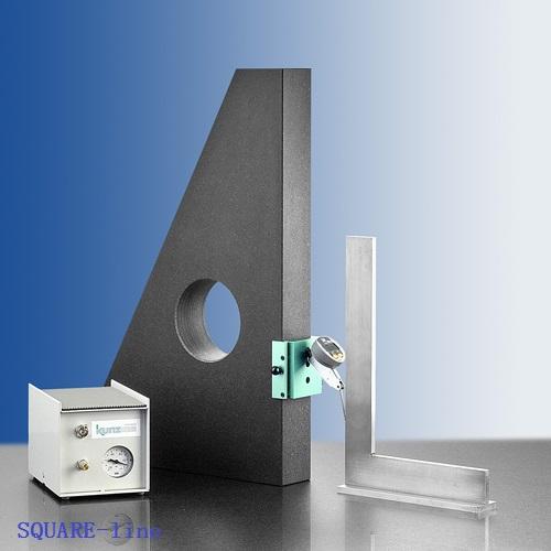 瑞士Kunz SQUARE-line垂直度测量仪