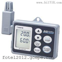 IIα数显温湿度记录仪SK-L200TH