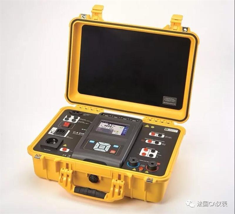 法国CA CA6165 多功能电气安规测试仪