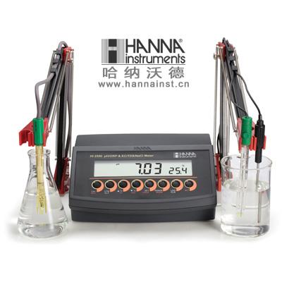 意大利哈纳HI2550多参数水质测定仪