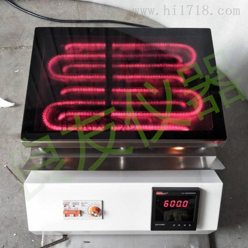 WJ-300A陶瓷玻璃微晶电热板