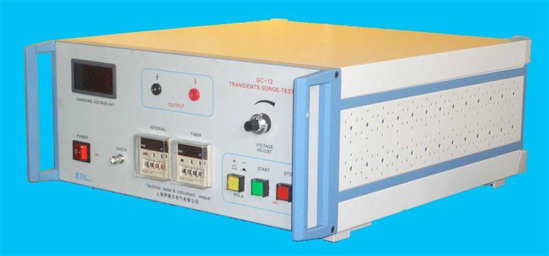 上海伊缇尔 GC-12AT 电涌试验仪 雷击实验
