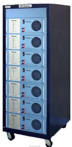 美国必测 LCN汽车动力电池模组测试系统