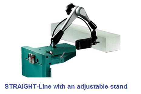 瑞士KUNZ直线度检查仪STRAIGHT-Line