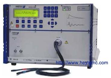 瑞士哈弗莱PSURGE 8000浪涌平台测试系统