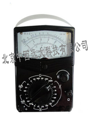 交流测量系统采用二极管整流器作全波整流电路,测量交流电流是用降压
