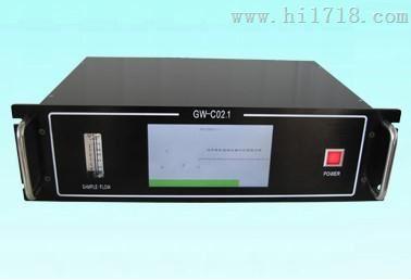 二氧化碳分析仪SYS-K104