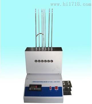 润滑脂宽温度范围滴点测定器SYS-3498