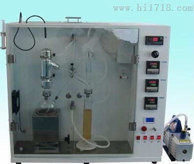 减压蒸馏测定器SYS-9168