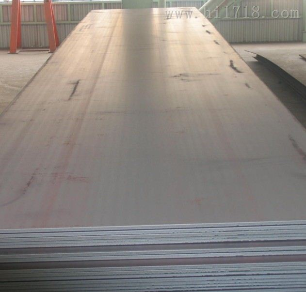 供应新余产17个厚的hardox500矿山用耐磨钢板周长