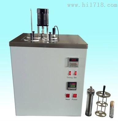 4孔油浴铜片腐蚀测定器SYS-5096C