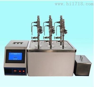 自动汽油氧化安定性测定器SYS-8018C
