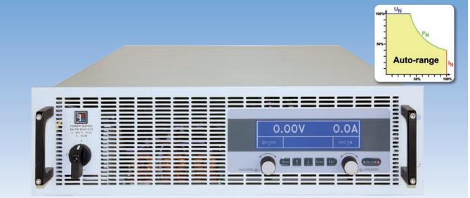 德国EA-PS 9000 可编程式直流电源