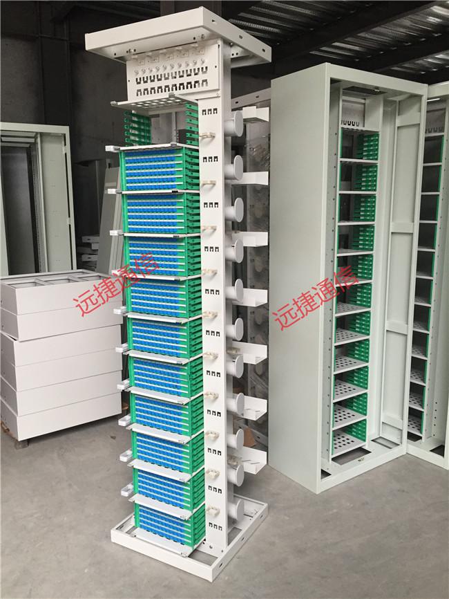 首页 宁波远捷通信设备有限公司 接入设备@ 576芯光纤总配线架开放式