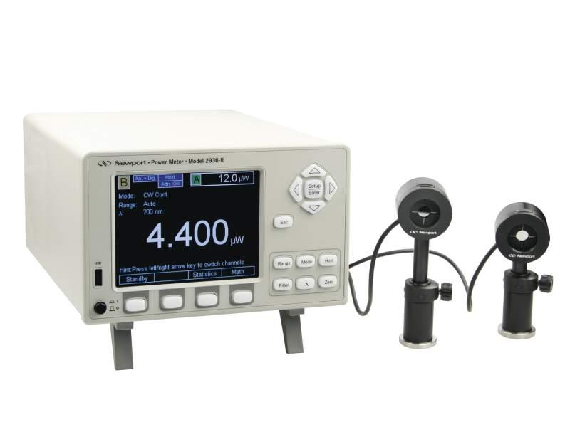 专业供应 美国NEWPORT 2936-R 台式光功率计