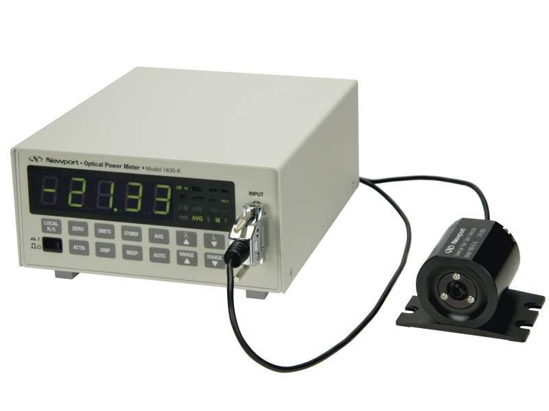 美国NEWPORT  1830-R 台式弱光光功率计
