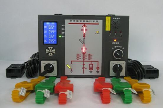 高压成套开关柜智能操显装置,智能操控系统.jpg