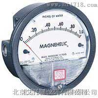 2000系列正负测量差压计 膜片负压表