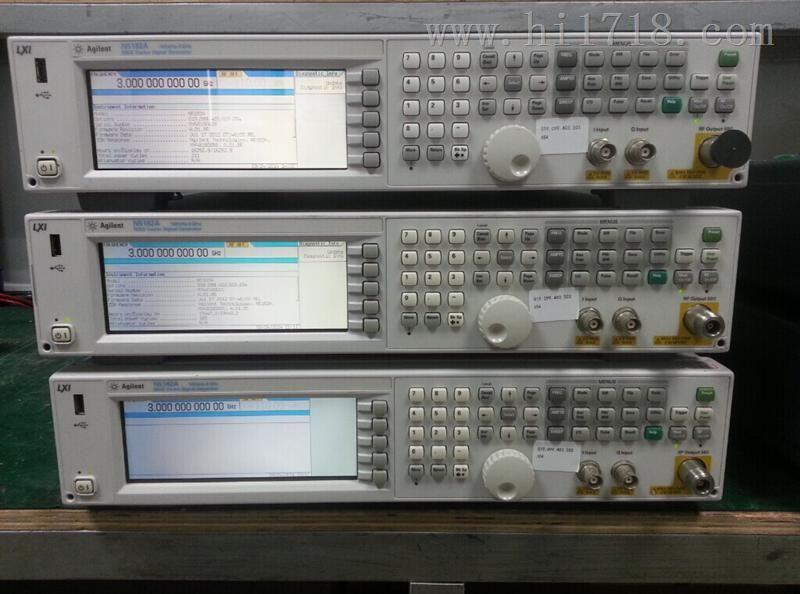 回收频谱仪N9030A高价收购信号分析仪N5182B